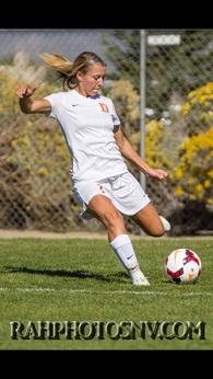 McKenna Kynett's Women's Soccer Recruiting Profile