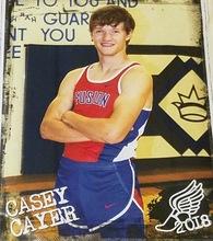 Casey Cayer's Men's Track Recruiting Profile