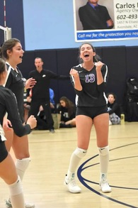 Kali Phillips's Women's Volleyball Recruiting Profile