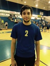 Mario Desimoni's Men's Volleyball Recruiting Profile