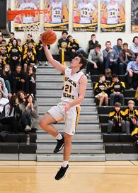 Jake Warinner's Men's Basketball Recruiting Profile