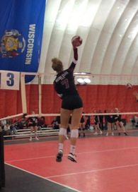 Emily Cole's Women's Volleyball Recruiting Profile