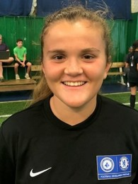 Jordan Dahan's Women's Soccer Recruiting Profile