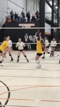 Karli Johnson's Women's Volleyball Recruiting Profile