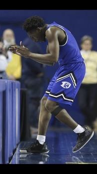 Eden Davis's Men's Basketball Recruiting Profile