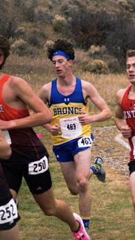 Alex Garber's Men's Track Recruiting Profile