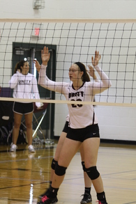 Breanne Cunningham's Women's Volleyball Recruiting Profile