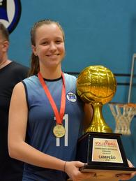 Victoria Carioba's Women's Volleyball Recruiting Profile