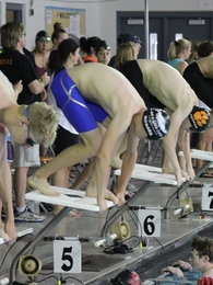 Richard Spann's Men's Swimming Recruiting Profile