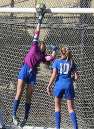 Mallory Robbins's Women's Soccer Recruiting Profile