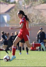 Sydnei Jones's Women's Soccer Recruiting Profile