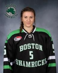 Hailey Modlin's Women's Ice Hockey Recruiting Profile