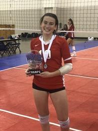 Karli Wenzel's Women's Volleyball Recruiting Profile