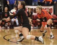 Abby Robinson's Women's Volleyball Recruiting Profile