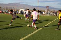 Aaron Prado's Men's Soccer Recruiting Profile