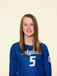 Nicole Mauser's Women's Volleyball Recruiting Profile