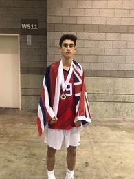 Austin Ah Sam's Men's Volleyball Recruiting Profile