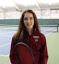Pilar Santos's Women's Tennis Recruiting Profile