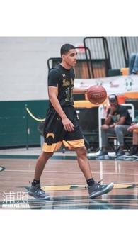 Pierce Sterling's Men's Basketball Recruiting Profile