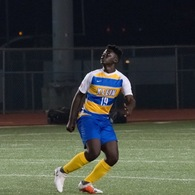 Amasan Agbu's Men's Soccer Recruiting Profile