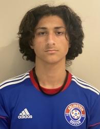 Bijan Akhtarzandi-Das's Men's Soccer Recruiting Profile