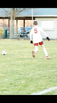 Caleb Williams's Men's Soccer Recruiting Profile