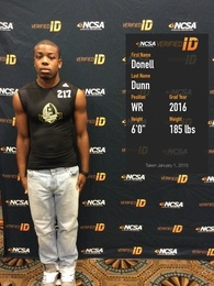 Donell Dunn's Football Recruiting Profile