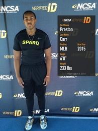 Preston Carr's Football Recruiting Profile