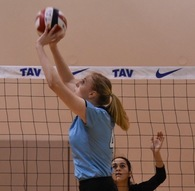 Lauren DeLo's Women's Volleyball Recruiting Profile