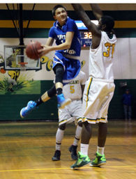 Jordan Sheppard's Men's Basketball Recruiting Profile