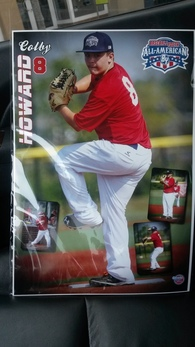 Colby Howard's Baseball Recruiting Profile