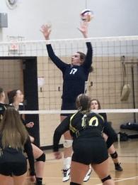 Grace Klingshirn's Women's Volleyball Recruiting Profile