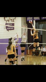 Samantha Ledahl's Women's Volleyball Recruiting Profile