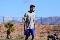 Josue Flores's Men's Soccer Recruiting Profile