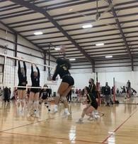 Kirah McKinney's Women's Volleyball Recruiting Profile