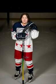 Danielle (Dani) Ammons's Women's Ice Hockey Recruiting Profile