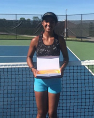 Anusha Iyer's Women's Tennis Recruiting Profile