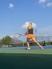 Caitlin Siles Women's Tennis Recruiting Profile