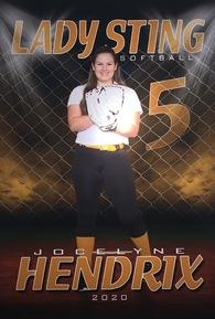 Jocelyne Hendrix's Softball Recruiting Profile