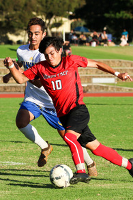 Noah Balaam's Men's Soccer Recruiting Profile