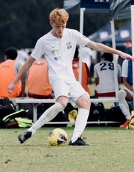 Logan McCabe's Men's Soccer Recruiting Profile