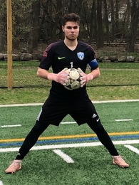 Nick Lupo's Men's Soccer Recruiting Profile