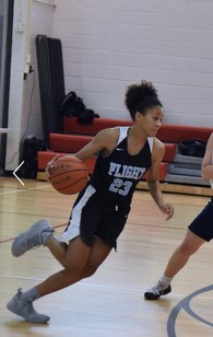 Aliyah Beverly's Women's Basketball Recruiting Profile