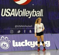Hailey Hertzog's Women's Volleyball Recruiting Profile