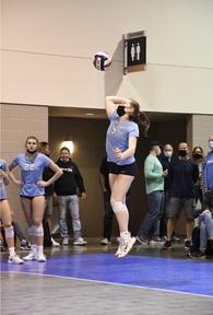 Amber Pelton's Women's Volleyball Recruiting Profile