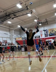 Chloe Reiser's Women's Volleyball Recruiting Profile