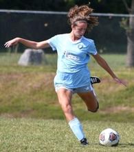 Erica Gourley's Women's Soccer Recruiting Profile