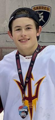 Finn Fitzgerald's Men's Ice Hockey Recruiting Profile
