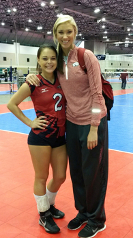 Alison Holcomb's Women's Volleyball Recruiting Profile