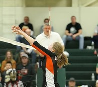 Charlee Krieg's Women's Volleyball Recruiting Profile
